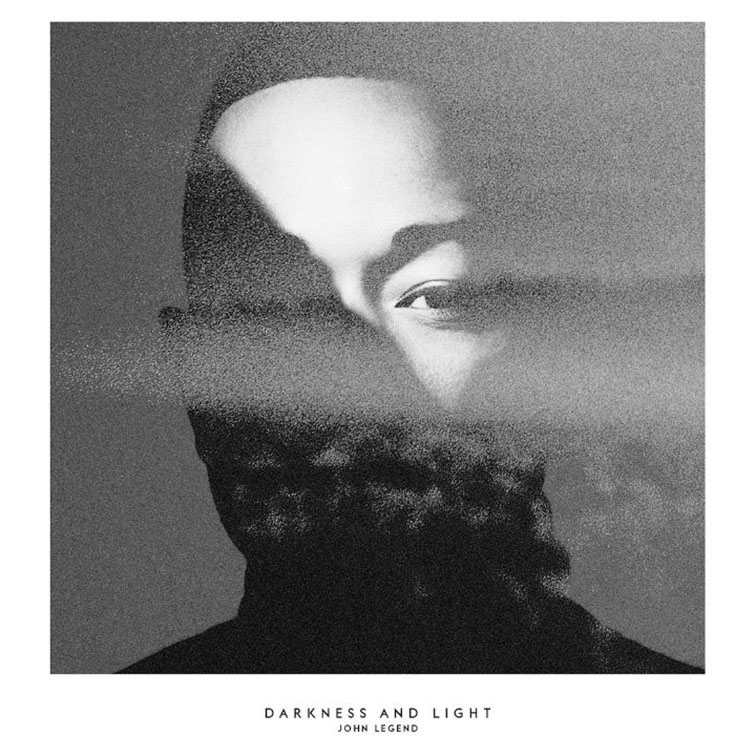 John Legend Darkness and Light Album Cover and Tracklist