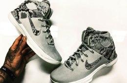 Air Jordan XXXI Snakeskin