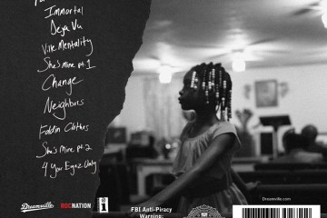 4 Your Eyez Only Tracklist