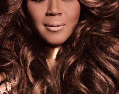 Erica Campbell Hair Line
