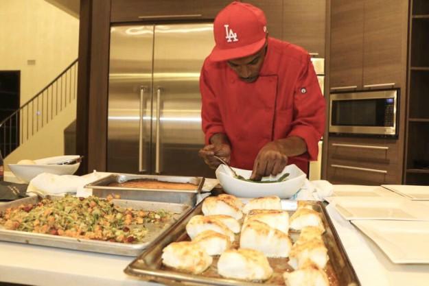 Chef Christopher Montgomery