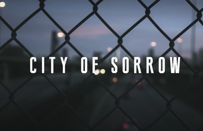 CITY OF SORROW