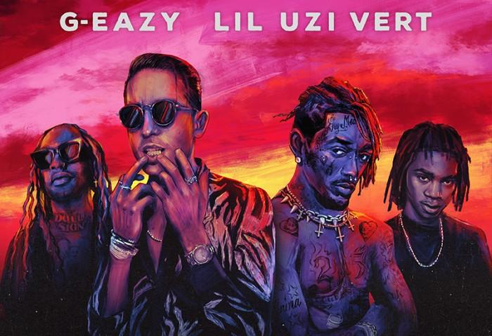fb9a9d45bcf7 G-Eazy   Lil Uzi Vert Announce The Endless Summer Tour