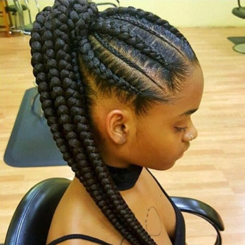 natural hairstyles goddess braids 3 parle magazine the online
