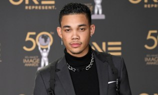 Roshon Fegan in The Bobby DeBarge Story