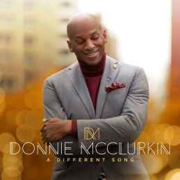 Donnie McClurkin A Different Song album cover