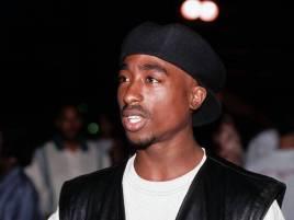 Tupac Statue