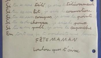 Lettre Damour Dune Maman à Sa Fille Chérie Parler Damour