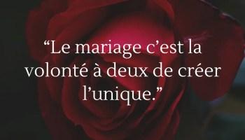 20 Citations à Mettre Dans Vos Vœux De Mariage Pour Faire