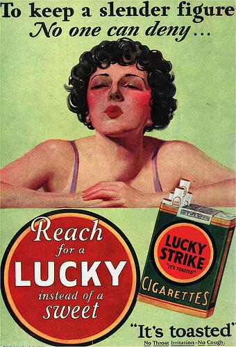 lucky reach for