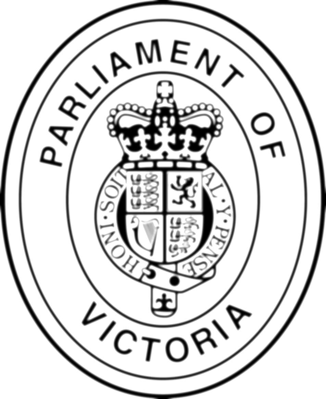Blason du parlement de l'État de Victoria
