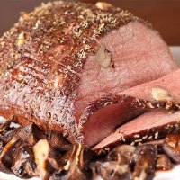 Il vero roast beef all'inglese