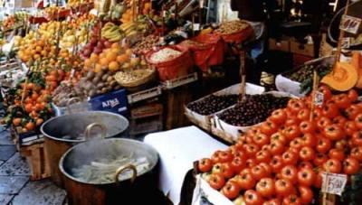 mercato terra