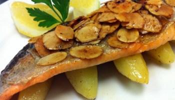 filetti di branzino al cartoccio - parliamo di cucina - Come Cucinare I Filetti Di Branzino