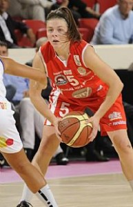 marie-eve paget (nice) ffbb