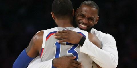 NBA - LeBron James ne regrette pas que Paul George ne soit pas venu à L.A.