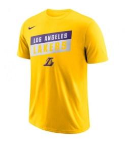 T-SHIRT NIKE NBA LOS ANGELES LAKERS