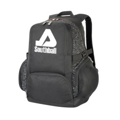 BACKPACK SOUTHBALL NOIR GRAPHIQUE