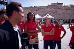 Image Canal - Equipe de France féminine de Basket