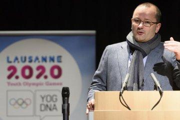 Patrick Baumann défendant Lausane 2020