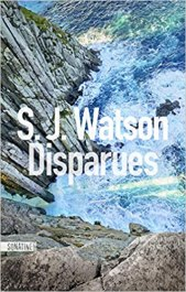 Couverture du roman Disparues de S.J. Watson
