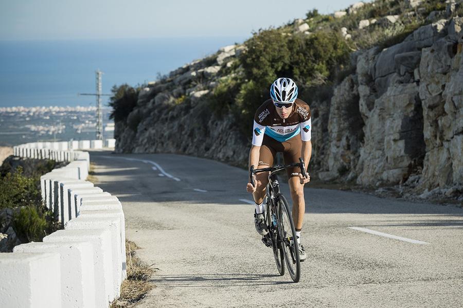 Vuelta : Geoffrey Bouchard a récupéré le maillot de meilleur grimpeur