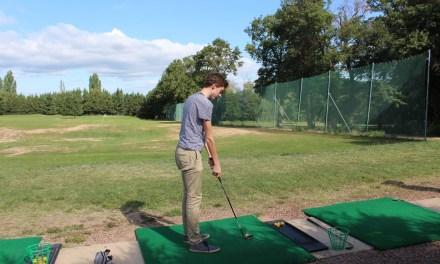 Golf – Mise au vert à Villerest