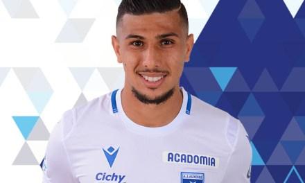 Le Roannais Yanis Merdji prêté en Ligue 2