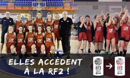 Les féminines de l'ALS Basket montent finalement en Régionale 2