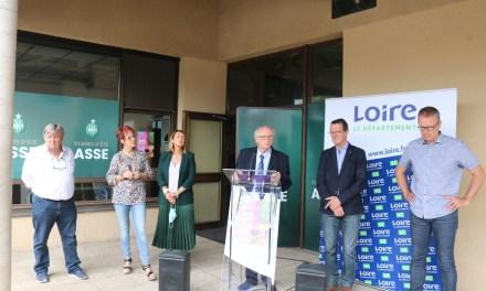 Le Département de la Loire présente ses activités d'été