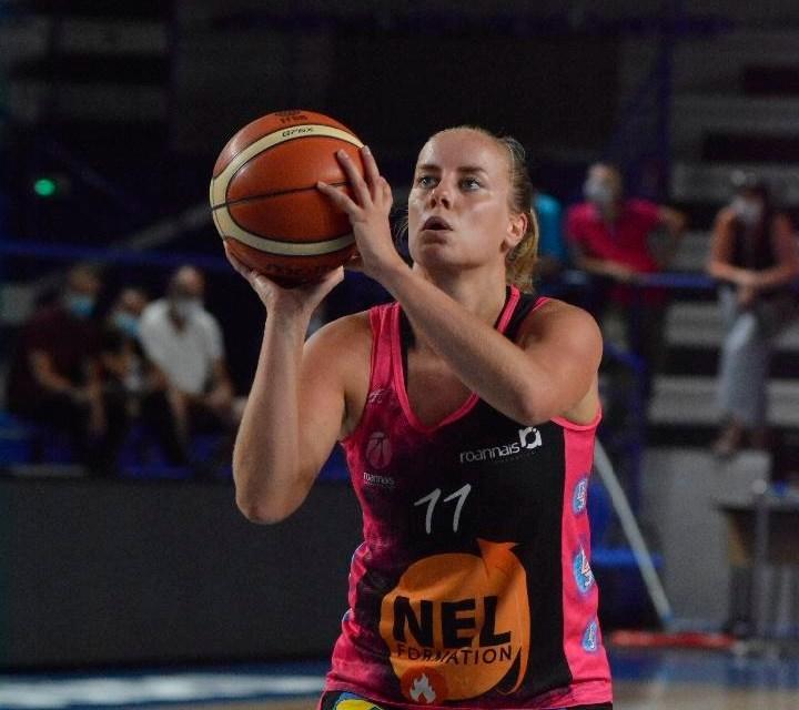 Saison blanche pour le Roannais Basket Féminin qui regarde vers l'avant