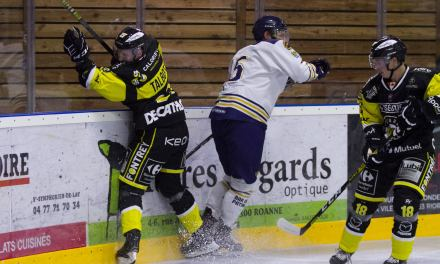 Hockey : Roanne-Morzine (1-6), l'arbitrage au cœur de la polémique