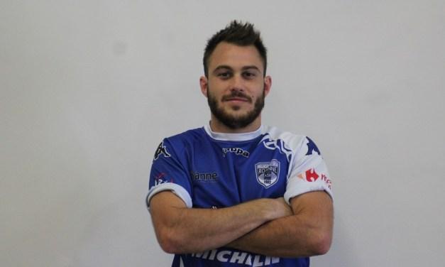 """Léo Brachet : """"Je me sens redevable par rapport au club de l'AS Roanne Rugby"""""""