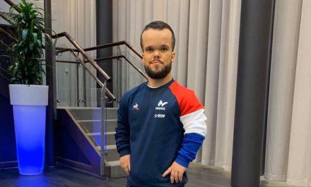 """Axel Bourlon : """"Les Jeux de Tokyo sont toujours mon objectif principal"""""""