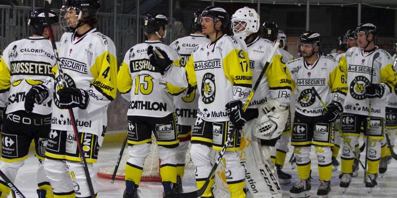 """Tristan Tardif (Roanne Hockey) : """"Difficile d'accepter que ça s'arrête comme ça"""""""