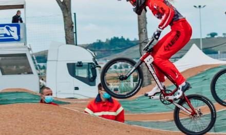"""Camille Maire (Saint-Etienne BMX) : """"Je vise une qualification pour les JO de Tokyo"""""""