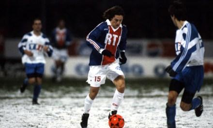 Quand le Côte Chaude Sportif affrontait le PSG