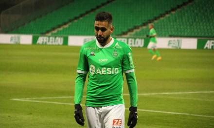 Les Verts quittent déjà la Coupe de France