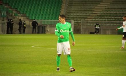 L'AS Saint-Etienne poursuit sa série face au PSG