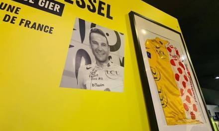 Rétro – Quand Cyril Dessel portait le maillot jaune sur le Tour de France