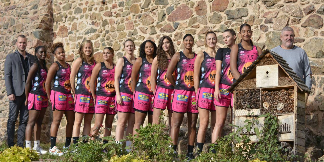 Une joueuse du Roannais Basket Féminin en sélection nationale