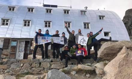 Objectif Mont Blanc entre étudiants