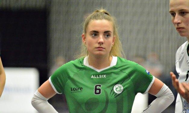 Azeline Horvais : «Il y a eu une progression tout au long de cette année»