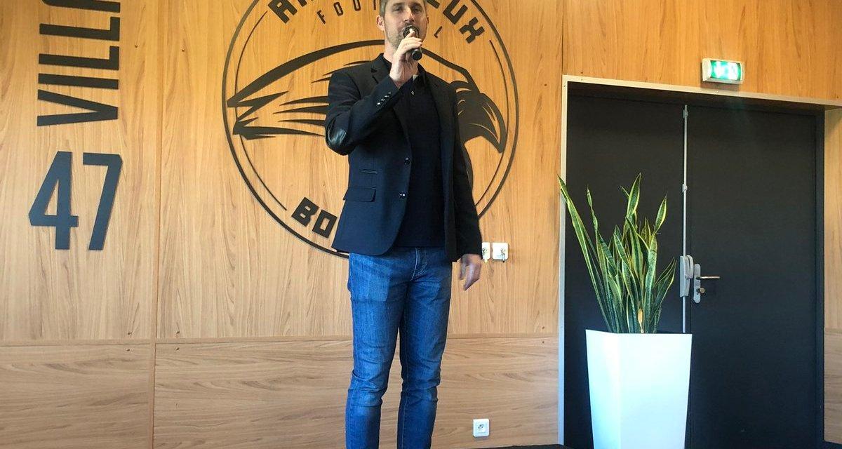 """François Clerc (ABFC) : """"On a repris un coup derrière la tête"""""""