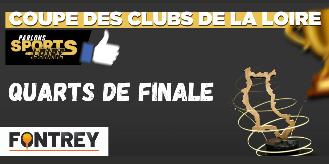 Coupe des Clubs de la Loire : Le Roannais Foot et le Roanne Hockey filent en demi-finale