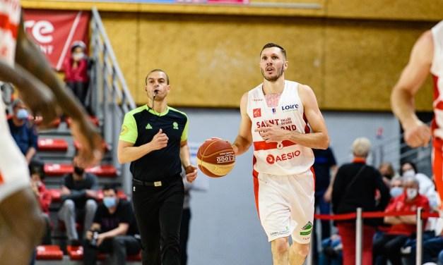 Basket : Fin de saison stressante pour Saint-Chamond