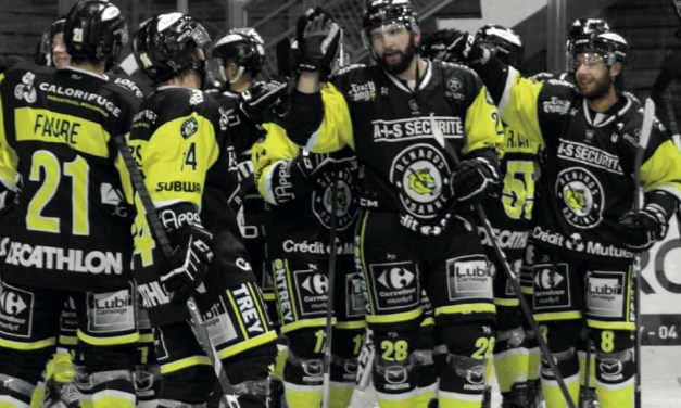 Le Roanne Hockey fait le plein de mouvements