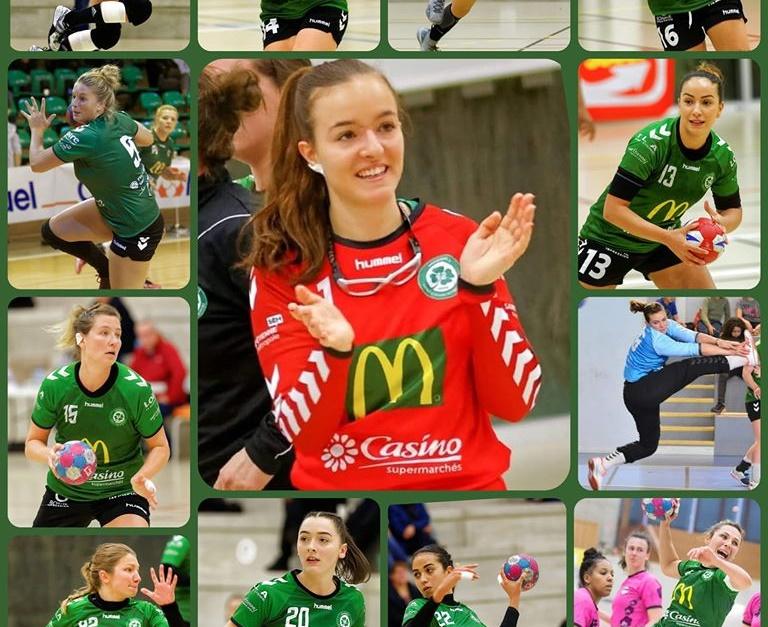 Le Handball Saint-Étienne Métropole 42 mise sur sa formation