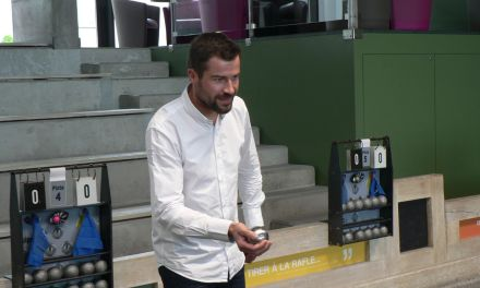 """Romain Souvignet : """"les Jeux Olympiques pourraient mettre en éveil ce sport à l'étranger"""""""