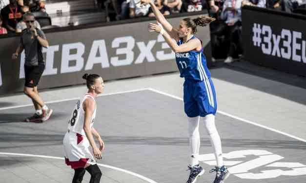 Jeux Olympiques : Ana Maria Filip et les Bleues débutent leur tournoi